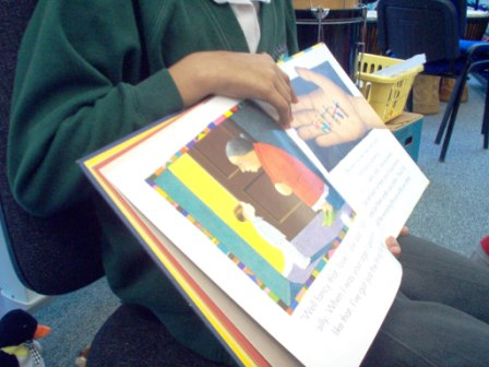 Primary 7 – Reading Buddies Project