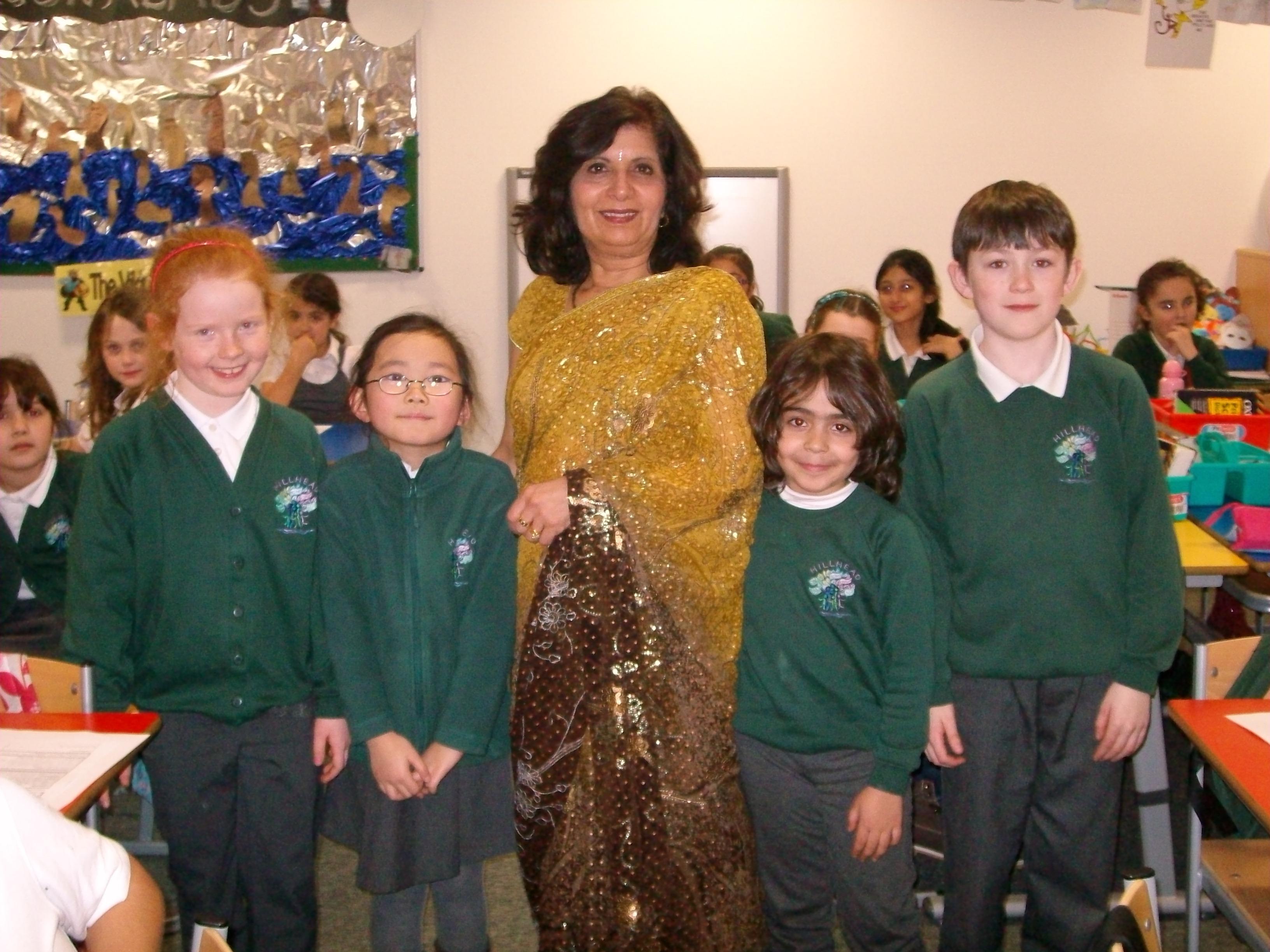International Education Week 2012