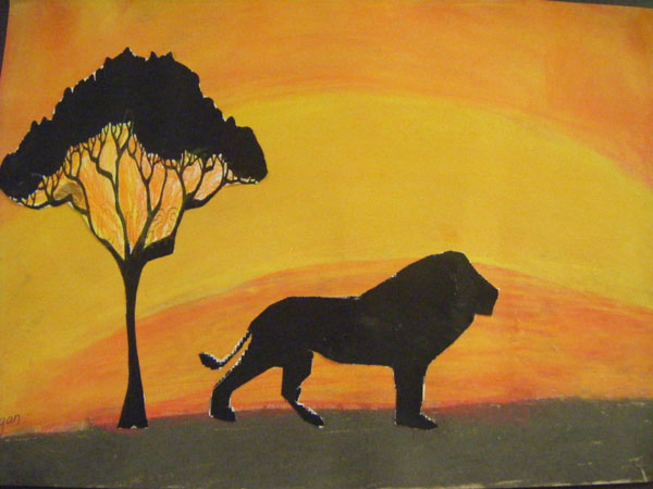 African Sunsets by P5/6