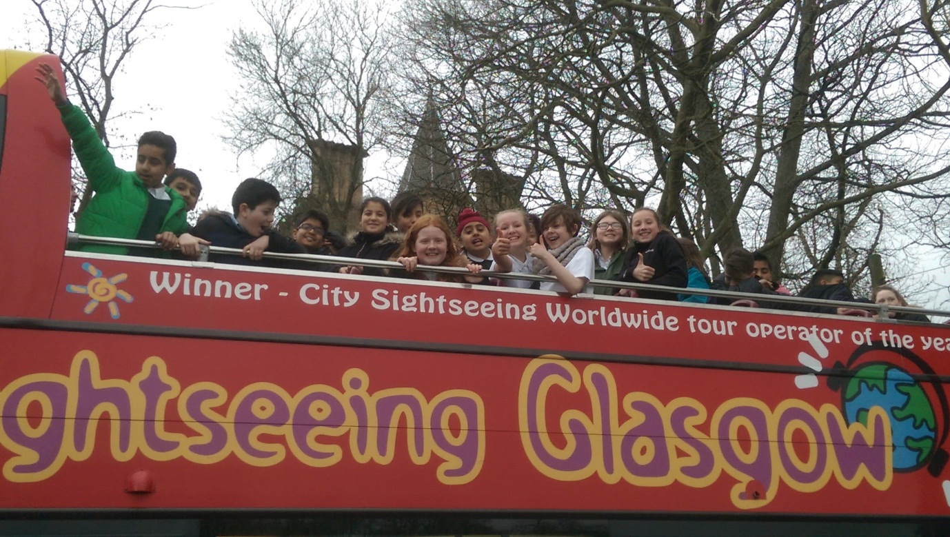 P7 Open Top Bus Tour